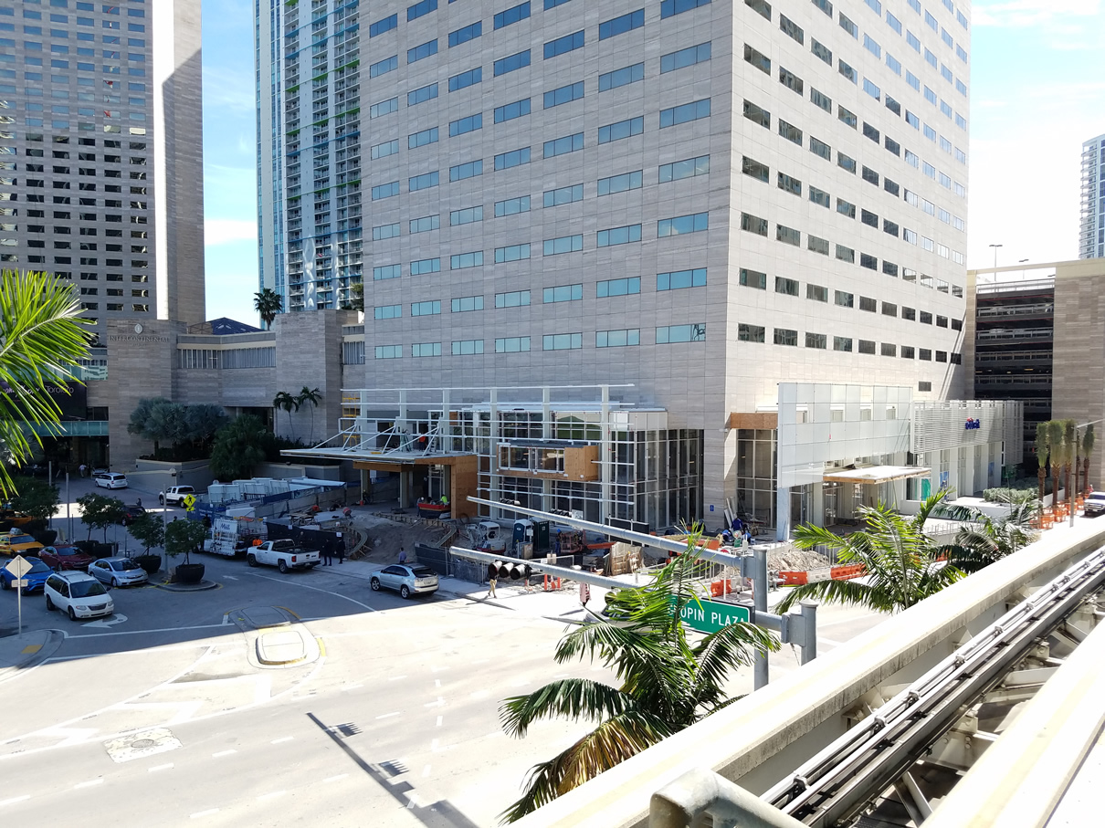Miami Center Miami Fl Glenewinkel Construction